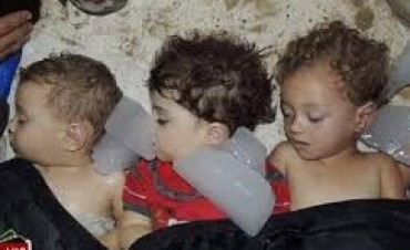 Un millón de chicos ya huyeron de Siria