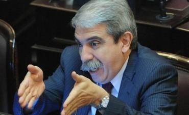 Aníbal Fernández, contra Yoma: