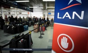 El Gobierno recurrirá a la Justicia si este viernes LAN no desaloja Aeroparque