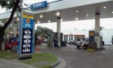 YPF volvió a aumentar un 3% promedio sus naftas en Córdoba