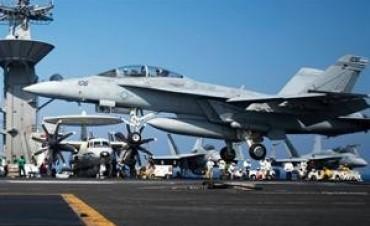EE.UU., listo para atacar Siria con un