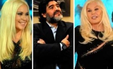 Maradona denunció a Susana Giménez penalmente y pide que le den un año de prisión