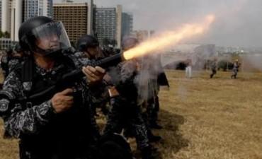 Brasil: protestas y violencia en la celebración del día de la independencia