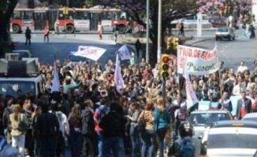 judiciales anunciaron asambleas y un paro con movilización