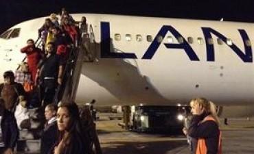 Otro ataque de la Cámpora a la Aerolínea LAN