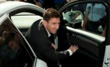 Messi declaró por el caso de fraude fiscal