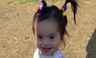 Encuentran sin vida a Belén Durán, la niña de dos años desaparecida en Río Negro