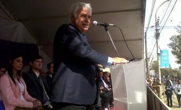 De la Sota culpó a la oposición por incidentes en La Calera
