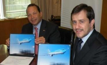 Aerolíneas anuncia una compra de aviones para 2016