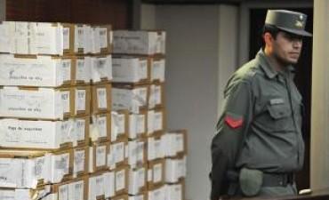 Más de 91 mil efectivos custodiarán el operativo de las Legislativas